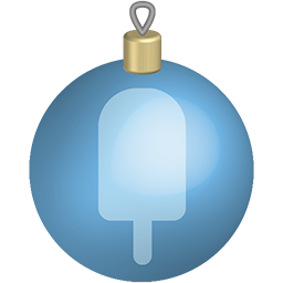 christmas, fancy, media, set, social, toys icon