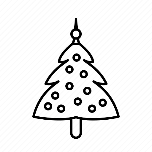 bauble, big, christmas, christmastree, decoration, holidays icon