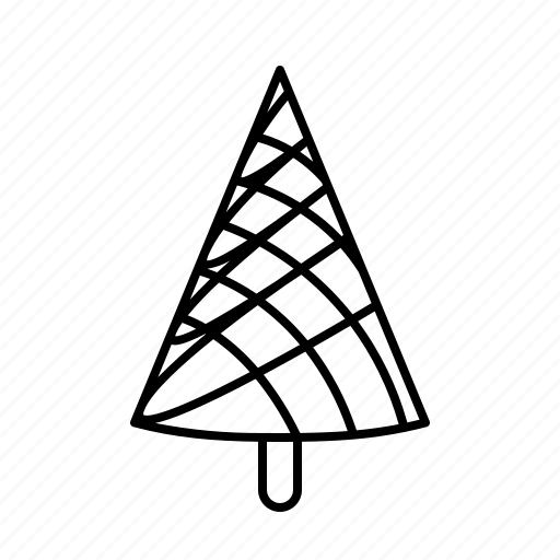 christmas, christmastree, decoration, holidays, modern icon