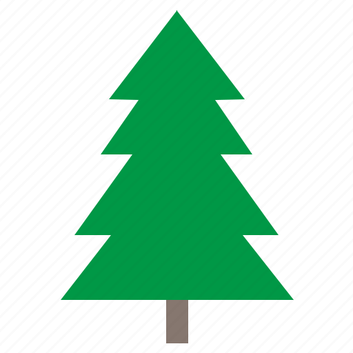 christmas, fir, forest, plant, tree icon