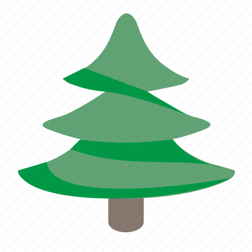 christmas, fir, plant, toy, tree icon