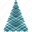 abstract, christmas, holiday, tree, winter icon