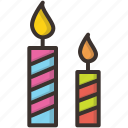 candle, birthday, new year, light, christmas, celebration