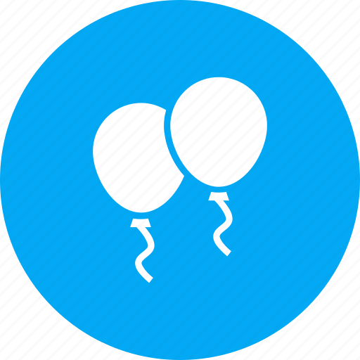 balloon, balloons, celebration, christmas, festival, new year icon