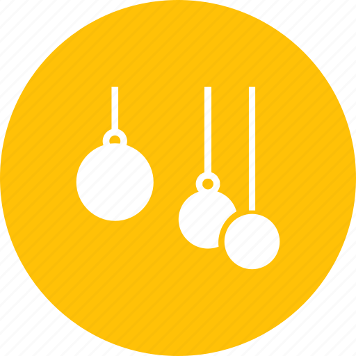 bauble, christmas, decoration, lantern, light, new year, ornaments icon
