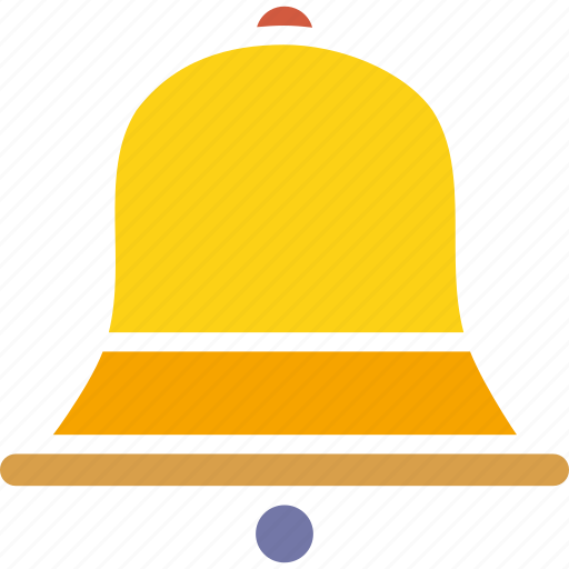 bell, christmas, church, new year, ring, toll icon