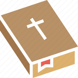 bible, book, christianity, cross, holy icon