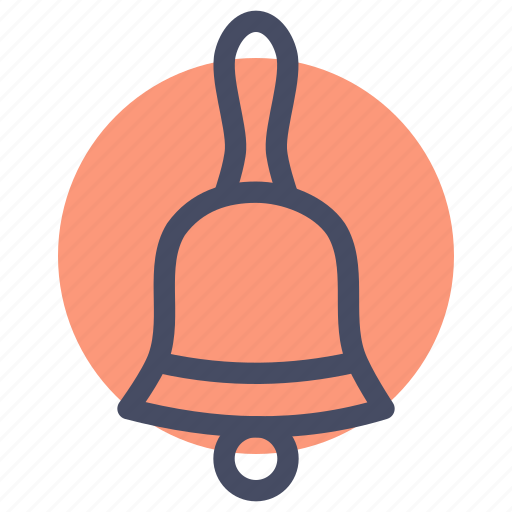 bell, christmas, church, new year, procession icon