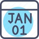 calendar, date, january, day, event, month, new year