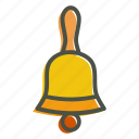 bell, christmas, jingle, xmas icon