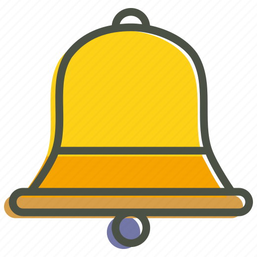 bell, christmas, church, jingle, new year, ring, toll icon
