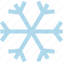 christmas, cold, frost, snow, snowflake, winter icon