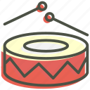 beat, drums, music, play icon