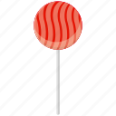 candy, lollipop, lolly, lolly candy, marshmallow icon