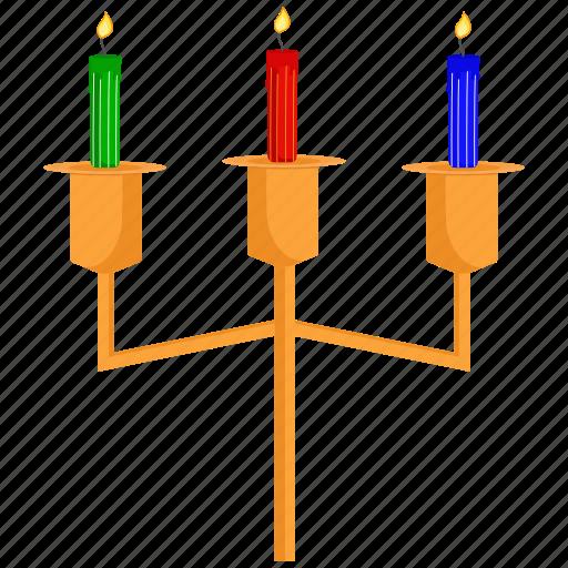 candel, christmas, christmas candel, decoration, lamp, light icon