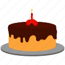 cake, christmas, dessert, food, sweets icon