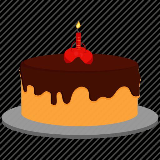 cake, christmas, dessert, food, sweets icon