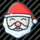 celebration, christmas, holiday, icon3, new year, santa, winter icon