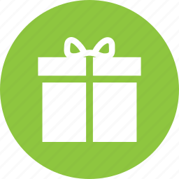 christmas, gifts icon