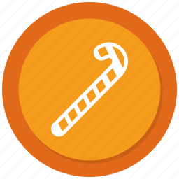 candy, cane, christmass, decorations icon