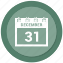 calendar, december, month, schedule icon