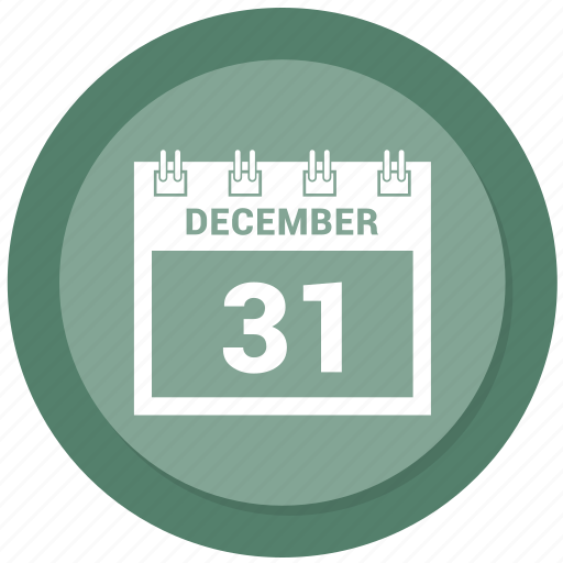 December, calendar, month, schedule icon - Download