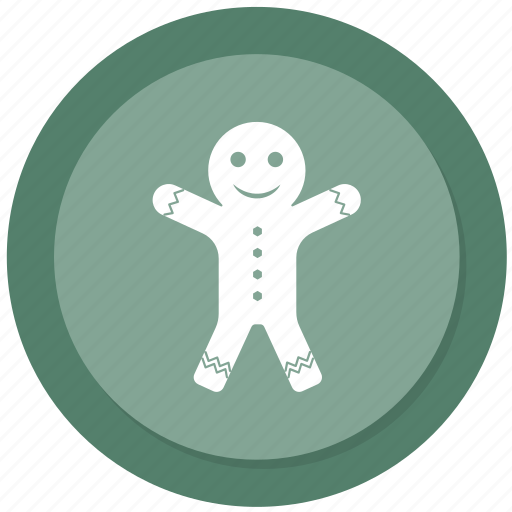 Cookie, galleta, gingerbread, sweet icon - Download on Iconfinder
