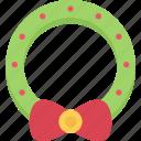 celebration, christmas, decoration, wreath, xmas