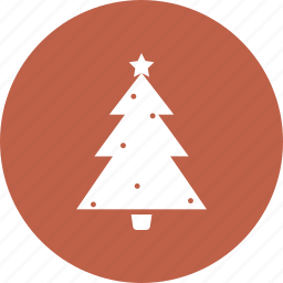 christmas, christmas tree, new year, tree icon