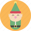 christmas, clause, gnomes, santa, santa clause icon