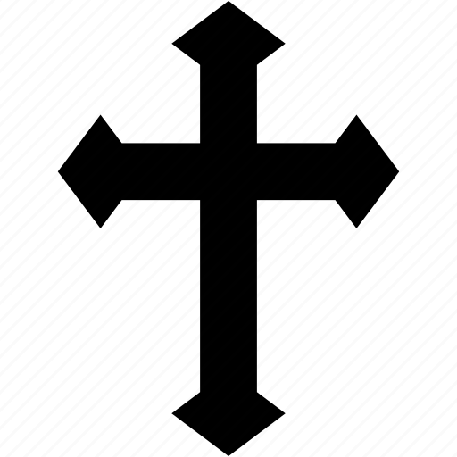Images Of Christian Cross Icon Png Spacehero