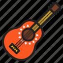 mexico, cincodemayo, festival, music, guitar, musical, instrument