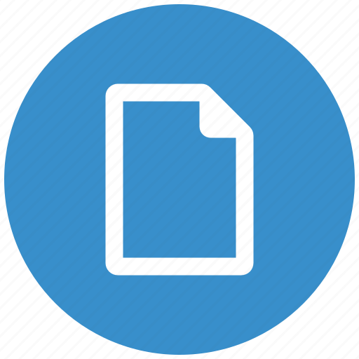 document, file, files, folder, open, paper icon