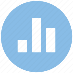 analytics, business, chart, financial, marketing, report, statistics icon
