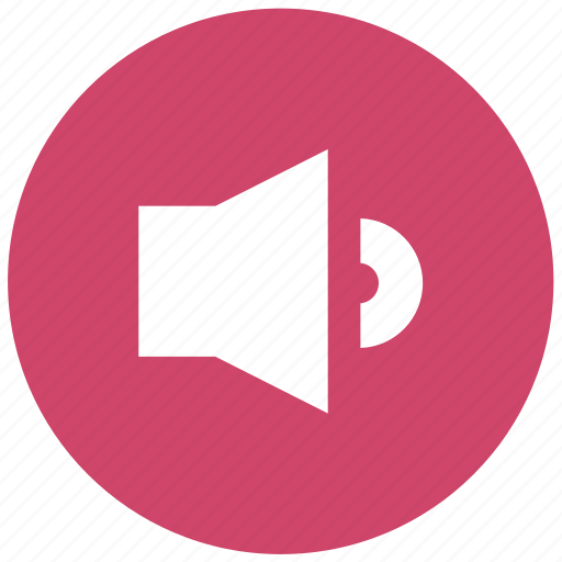 audio, media, multimedia, player, sound, speaker, volume icon