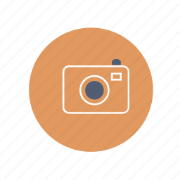 camera, photo, picture, shot icon