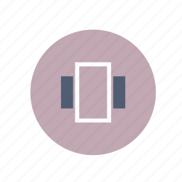 gallery, slide, slideshow icon