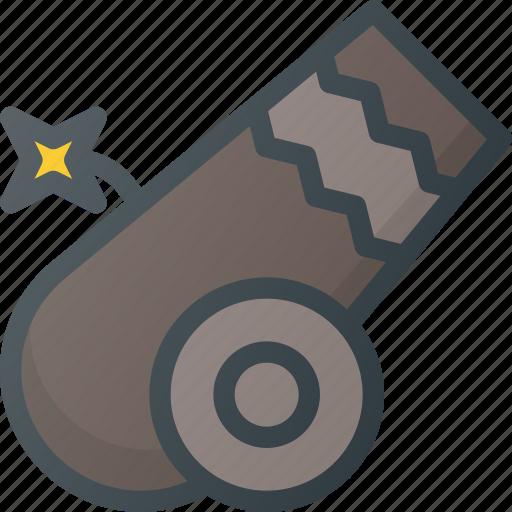 cannon, circus icon