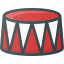 circus, floor icon