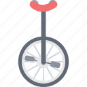 acrobat cycle, bike, circus bicycle, cycling, sports, vehicle icon