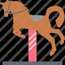 cirque, equilibristic, horse acrobat, horse circus, horse show, show icon