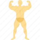biceps, body gain, bodybuilder, mr champion, muscular arm, strong arm icon