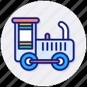 railway, train, transport, transportation, vehicle, locomotive, steam