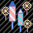 explosion, festival, firecracker, fireworks