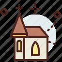 building, church, citylife, rural icon