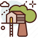 building, citylife, house, rural, tree