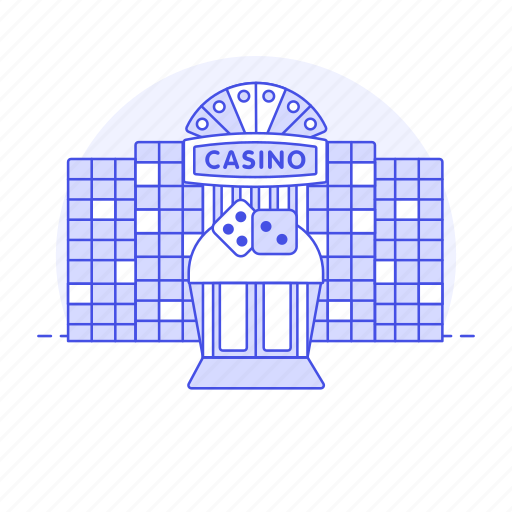 a, building, casino, chance, city, dice, entertainment, gambling, game, house, of, slots icon