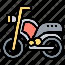 bicycle, motorbike, parking, riding, vehicle