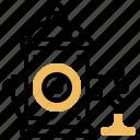 emergency, extinguish, fire, hydrant, utility icon