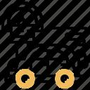 car, machine, meter, parking, roadside icon